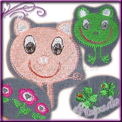 Piggi und Froggo