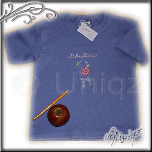 Erster Schultag, Kinder T-Shirt