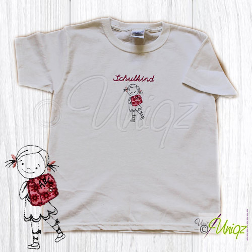 T-Shirt Schulkind