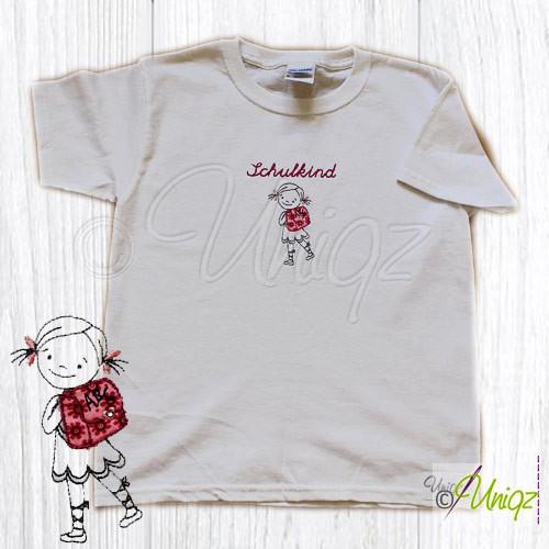 T-Shirt Schulkind