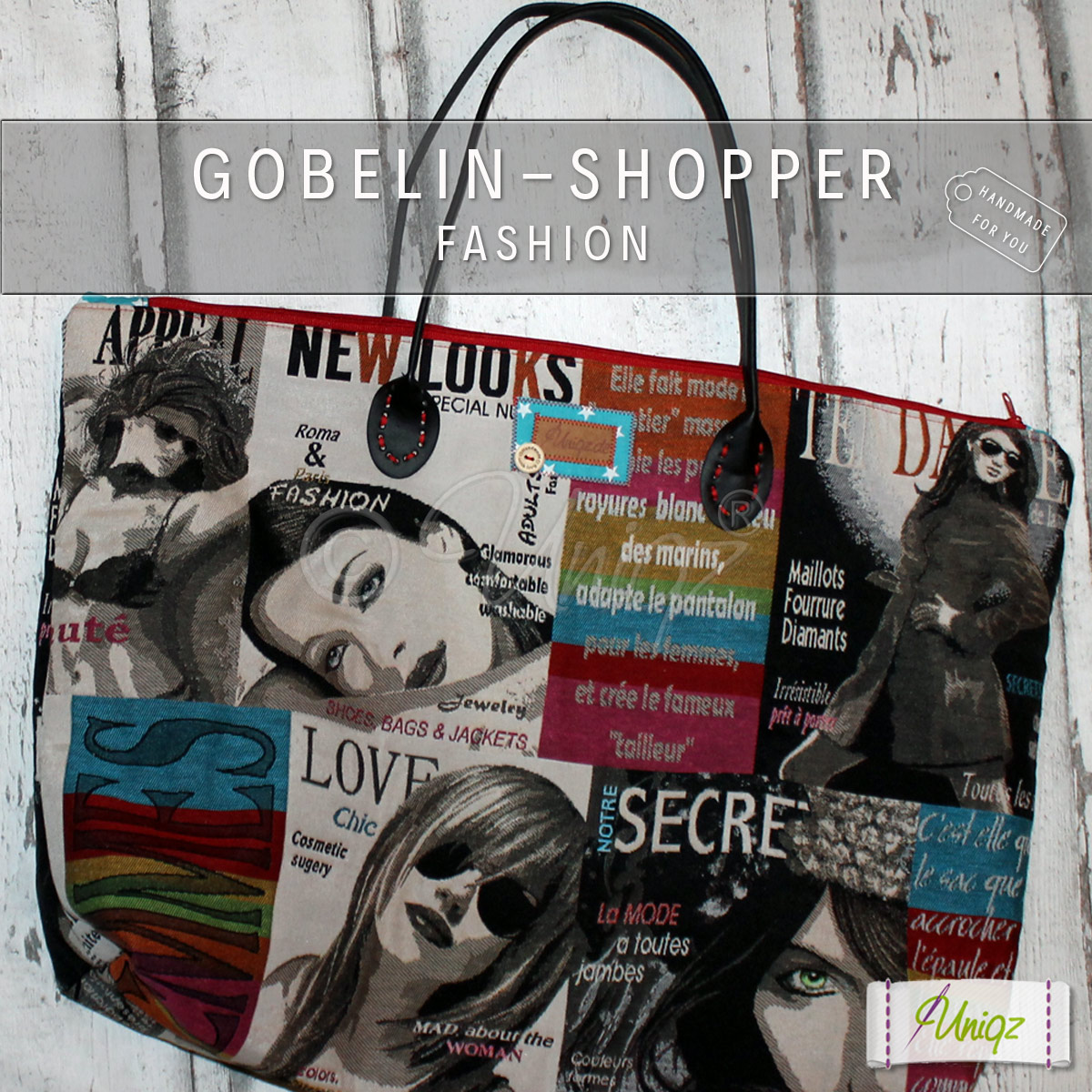 Gobelin Shopper Fashion