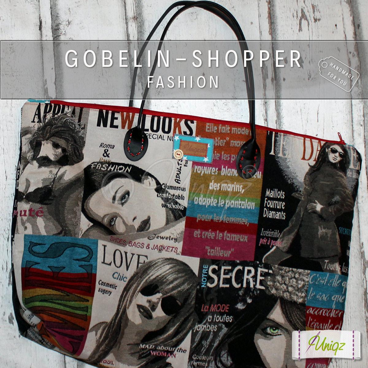 Gobelin Shopper Fashion