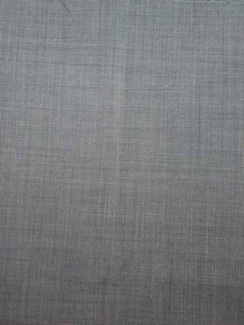 Leichter Cool Wool Rest mit Elastkan, schöne Qualität, grau ca. 60 x 140 cm + Anschnitt | 3 €