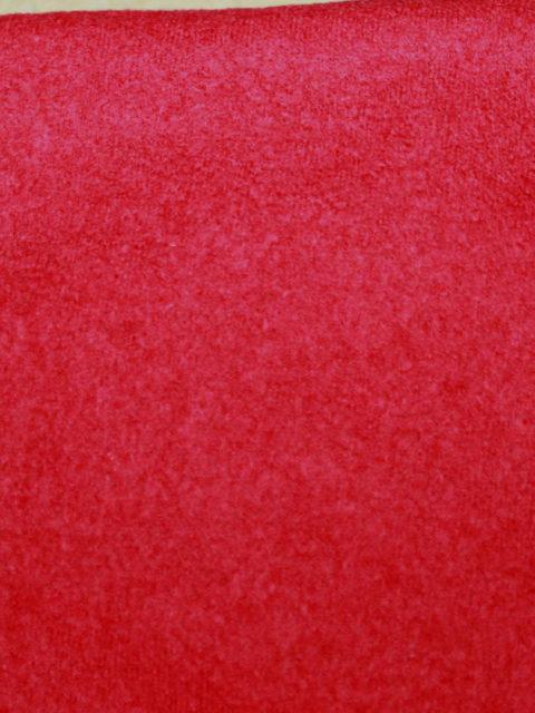 Woll Walk, rot ca. 100 x 140 cm   10 €