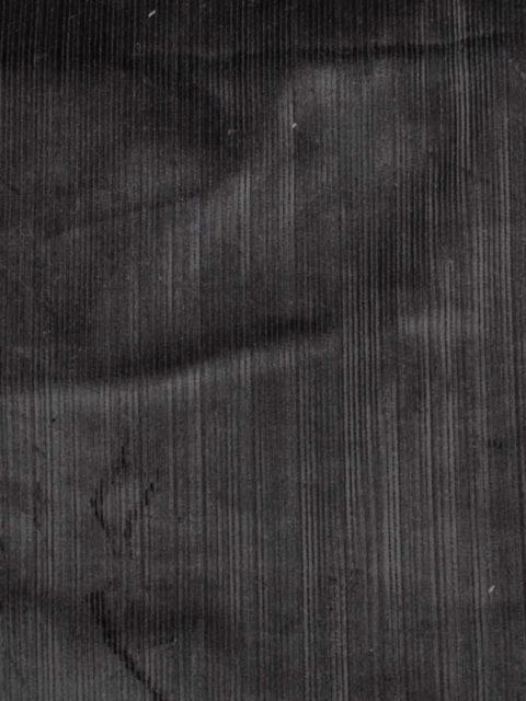 Bw.-Cord, dunkelgrau, ca. 200 x 140 cm | 8 €