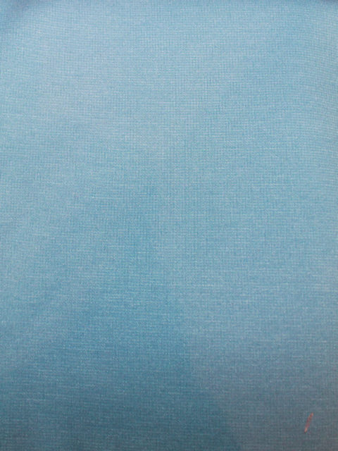 Rest Viscose-Romanit, himmelblau, ca. 70 x 140 cm + Anschnitt   3 €