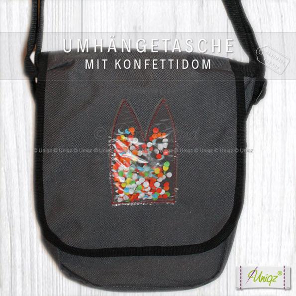 Tasche mit Konfettidom - Köln